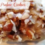 NO BAKE PRALINE COOKIES