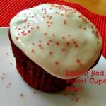 EASIEST RED VELVET CUPCAKES