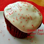 EASIEST RED VELVET CUPCAKES