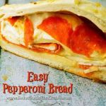EASY PEPPERONI BREAD