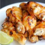 SWEET SPICY ASIAN WINGS