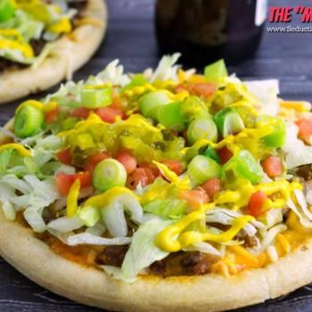 THE MAC PIZZA