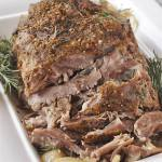 CROCK POT PORK ROAST ~ 5 INGREDIENTS