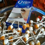 Dirty Ear Wax Q-Tips