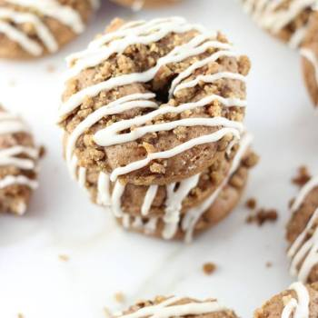 SPICED CAKE DONUTS