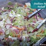 Italian Sub Salad