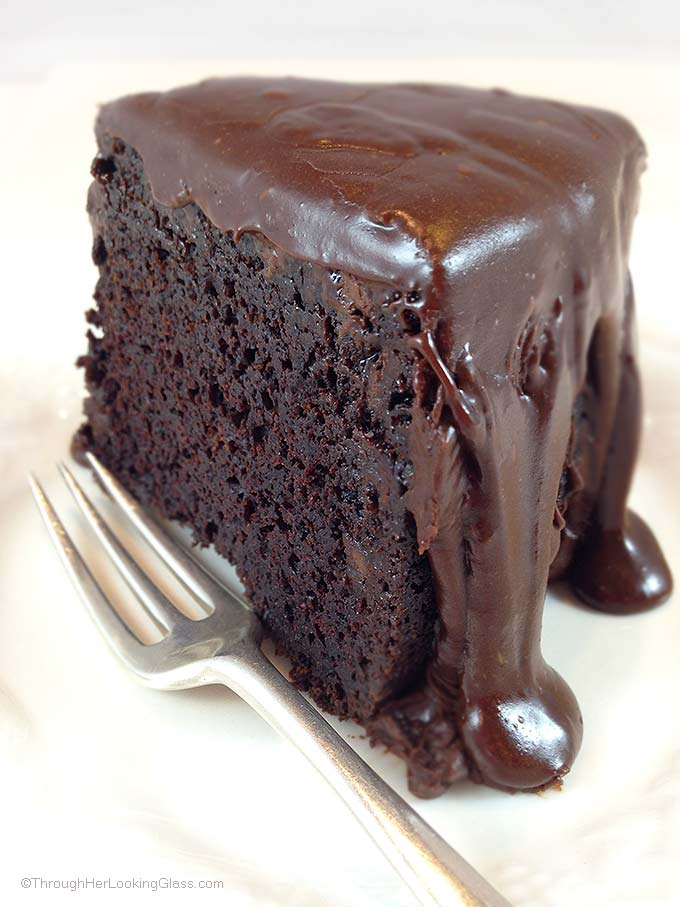 Jack In The Box Chocolate Overload Cake Recipe