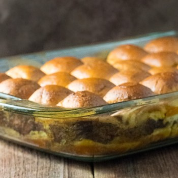 BAKED MISSISSIPPI ROAST SANDWICHES