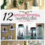 12 CHRISTMAS TERRARIUM DECORATING IDEAS