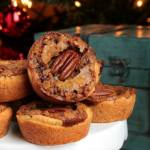 PECAN PIE COOKIE CUPS