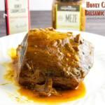 HONEY CARAMELISED ROAST BEEF