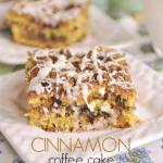 SIMPLE COFFEE CAKE ( EASY & DELICIOUS )
