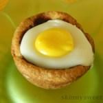 Sweet Creamy Eggs in a Basket Cookies