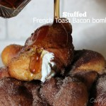 Stuffed French Toast Bacon Bombs