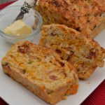 Bacon Jalapeno Cheddar Beer Bread