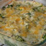Cheesy Ranch Potato Broccoli Bake