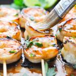 Marinated Grilled Shrimp