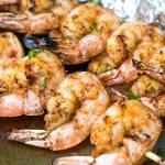 Grilled Blackened Shrimp Recipe