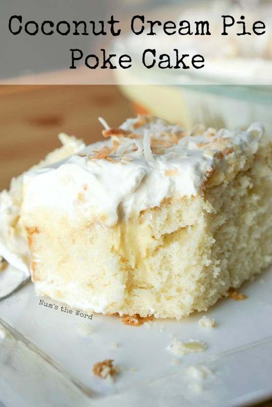 Best Old Fashioned Coconut Cream Pie Recipe