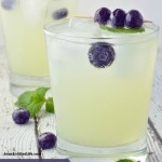 Blueberry Breeze Cooler