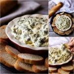 Simple Spectacular Spinach Artichoke Dip
