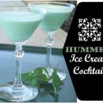 Hummer Ice Cream Cocktail Recipes