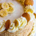 Banana Cream Cake