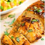 Easy Grilled Chicken Marinade