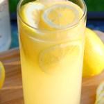 Lucky Lemon Seven the Best Lemonade Cocktail