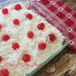 No Bake Italian Cake