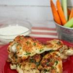 Ranch Instant Pot Chicken Wings