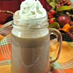 Slow Cooker Chocolate Pumpkin Cocoa