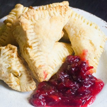 Turkey and Stuffing Turnovers