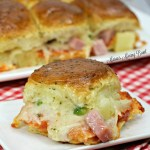 Hawaiian Pizza Sliders