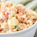 Tropical Macaroni Salad