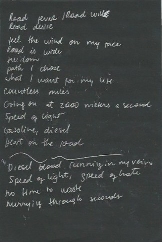 Lyrics for Nasty Roar - page 2