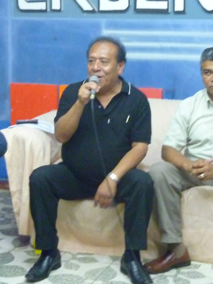 Primer Encuentro de Decimistas en Nasca