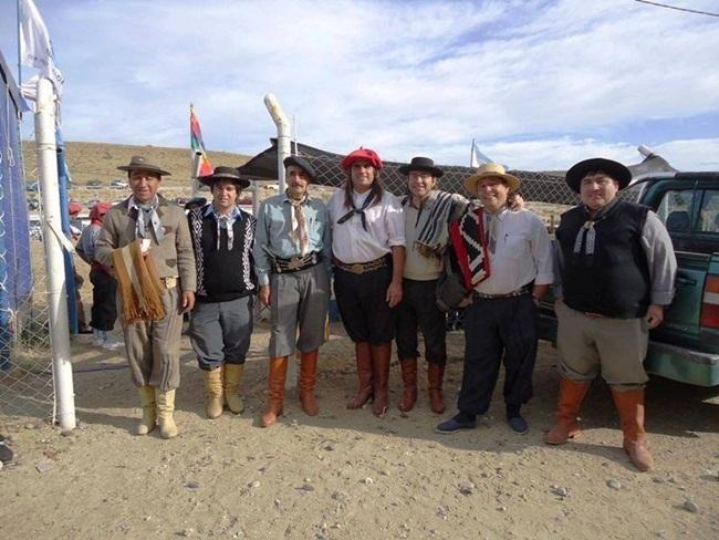 Agrupación Gaucha Makamenke