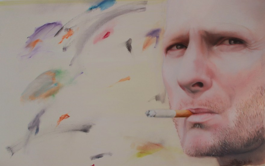 Peter,   2010, 60 x 80 cm,   oil on canvas