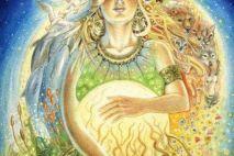 aarde vrouw