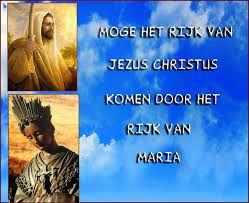 Jezus en maria