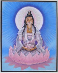 Kwan Yin – schenkt ons een helend moedergebed