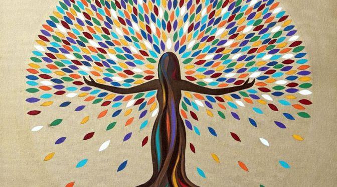 Gaia Tree – de Oer Moeder LeMUria Stamboom