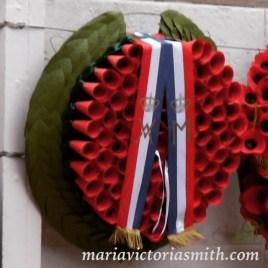 Koning Willem-Alexander's wreath la