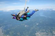 Skydiving in Abbotsford