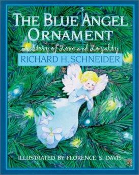Blue Angel Ornament - Richard Schneider