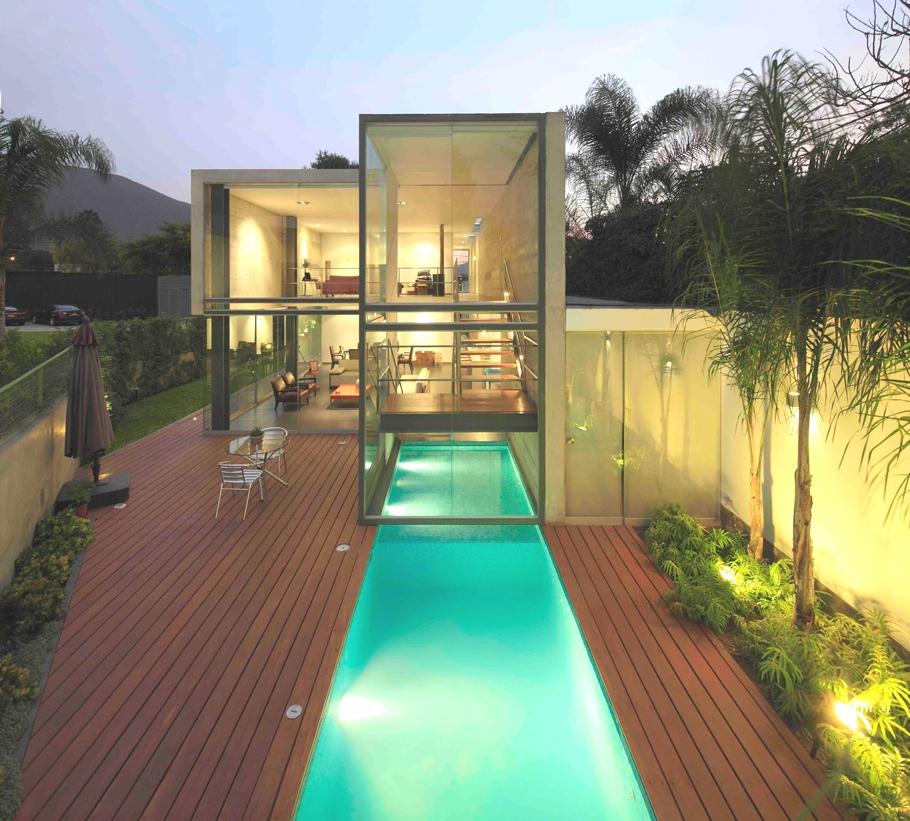 Home Design Inspiration: Contemporary Pool Ideas - Studio ... on Modern Backyard Ideas With Pool id=53807