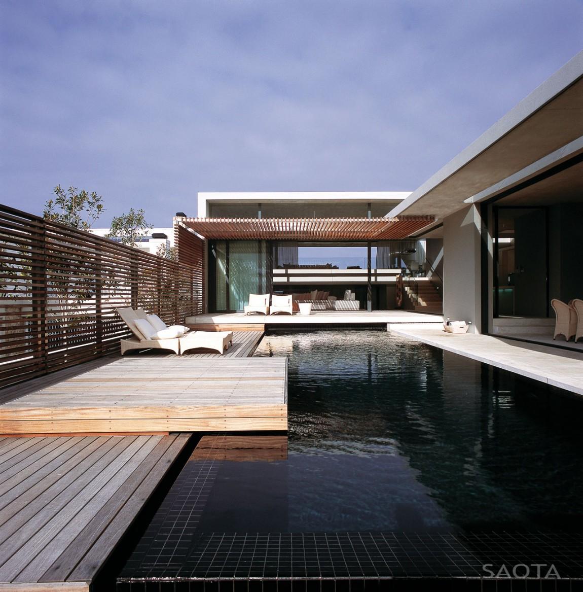 Indoor - Outdoor Design Inspiration : Modern Decks ... on Deck Inspiration  id=94410