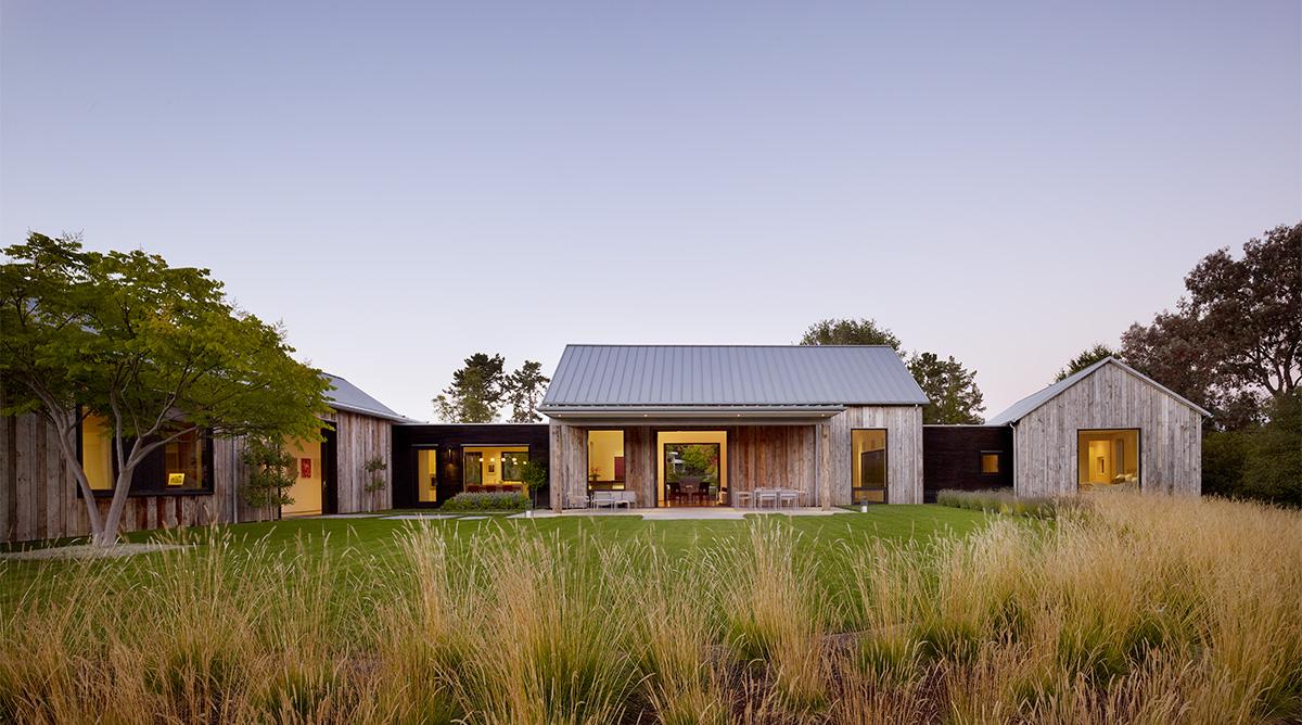 Modern Residential Inspiration - Contemporary Farmhouse Design