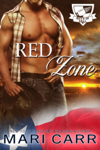Red Zone by Mari Carr-highres